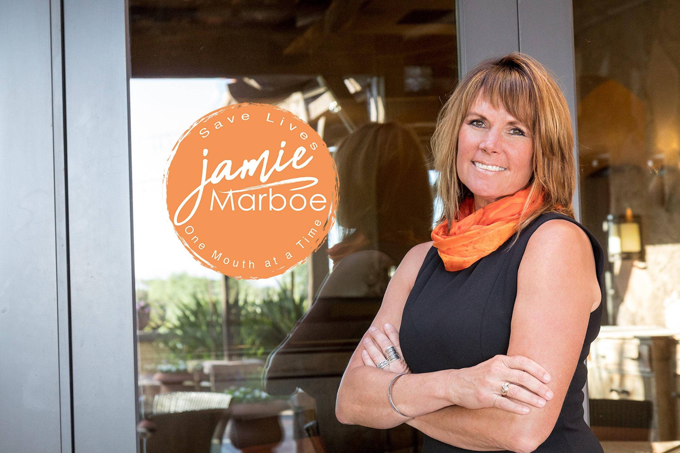 Jamie Marboe, dental speaker and consultant